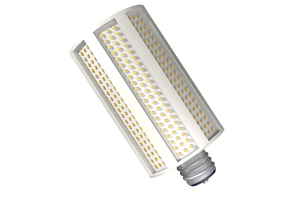 New retrofit LED lamp fixture